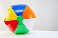Balão da praia Imagens de Stock Royalty Free