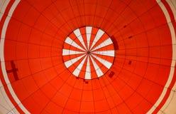 Balão de ar encarnado interno Foto de Stock Royalty Free