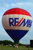 Balão de ar no céu Foto de Stock