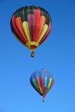 Balão de ar quente Foto de Stock
