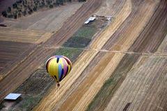 Balão de ar quente imagem de stock