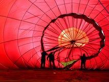 Balão de ar quente Fotos de Stock