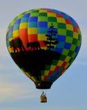 Balão de ar quente 6 Foto de Stock Royalty Free
