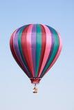 Balão de ar quente colorido Foto de Stock