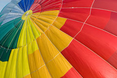 Balão de ar quente da cor Foto de Stock Royalty Free