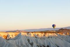Balão de ar quente de Turquia Imagem de Stock Royalty Free