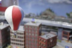 Balão de ar quente diminuto Imagens de Stock