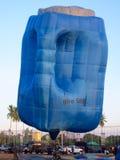 Balão de ar quente do galão fotos de stock royalty free