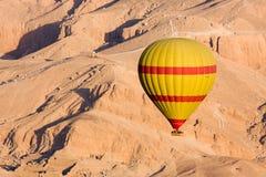 Balão de ar quente em Egipto Foto de Stock