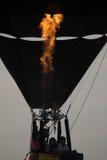 Balão de ar quente no festival internacional 2009 do balão de Tailândia Imagens de Stock Royalty Free