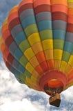 Balão de ar quente surpreendente Fotografia de Stock Royalty Free