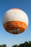Balão de ar quente, Varsóvia, Polônia Fotos de Stock
