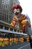 Balão de Ronald McDonald. foto de stock