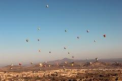 Balão do hélio Fotografia de Stock