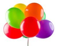 Balão do voo foto de stock