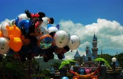 Balão dos desenhos animados Foto de Stock