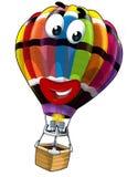 Balão dos desenhos animados Imagens de Stock