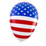 Balão dos EUA Imagens de Stock