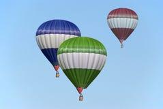 Balão Hot-air Imagem de Stock