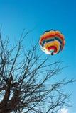 Balão no céu Imagens de Stock
