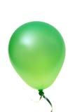 Balão verde Fotografia de Stock Royalty Free