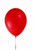 Balão vermelho Imagens de Stock Royalty Free