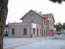 Balıkesir火车站 免版税库存图片