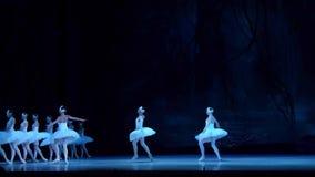 Balé clássico O Lago das Cisnes filme