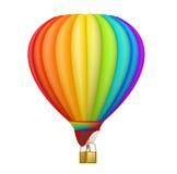 Balón de aire Imagenes de archivo