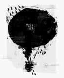 Balón de aire stock de ilustración