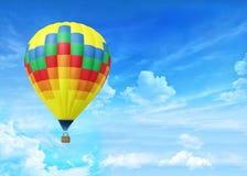 Balón de aire Fotos de archivo libres de regalías