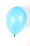 Balón de aire azul. Imagen de archivo libre de regalías