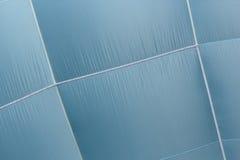 Balón de aire azul Imagen de archivo libre de regalías