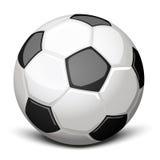 Balón de fútbol stock de ilustración