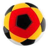 Balón de fútbol Alemania Fotos de archivo