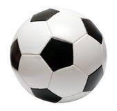 Balón de fútbol del balompié imagenes de archivo