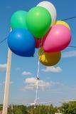 Balões - é sempre um feriado imagens de stock royalty free