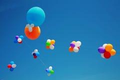 Balões Imagens de Stock