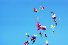 Balões Imagem de Stock Royalty Free