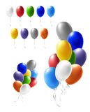 balões Imagem de Stock