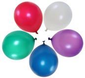 Balões coloridos Foto de Stock