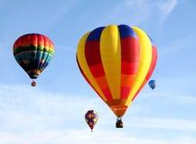 Balões coloridos Fotos de Stock