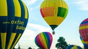 Balões coloridos Imagem de Stock Royalty Free