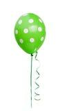 Balões coloridos isolados Fotos de Stock Royalty Free