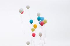 Balões da cor Imagens de Stock Royalty Free