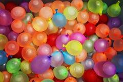 Balões de água Fotografia de Stock Royalty Free