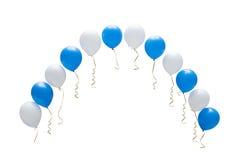 Balões de ar Fotografia de Stock