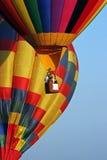 Balões de ar quente Imagens de Stock Royalty Free