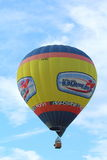 Balões de ar quente Foto de Stock