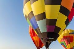 Balões de ar quente Imagens de Stock